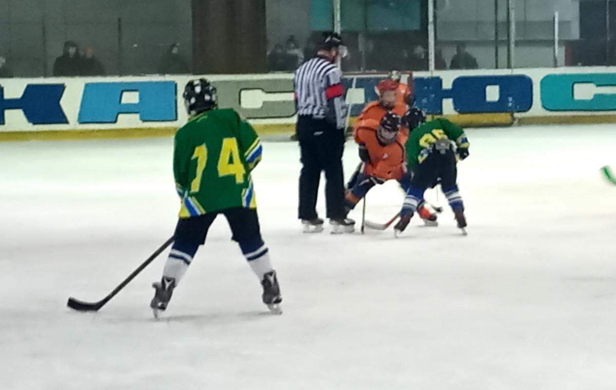 В Харькове состоялся рождественский детский хоккейный турнир