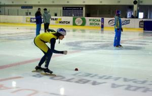 Успех юных харьковских спортсменов шорт-трека на домашнем чемпионате Украины
