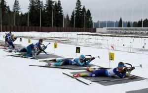 Трое харьковчан выступят на чемпионате мира по биатлону среди юниоров и юношей