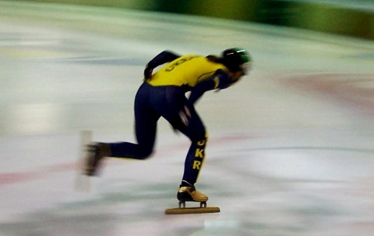 Харьковские спортсмены шорт-трека до медалей на зимней юношеской Олимпиаде не добежали