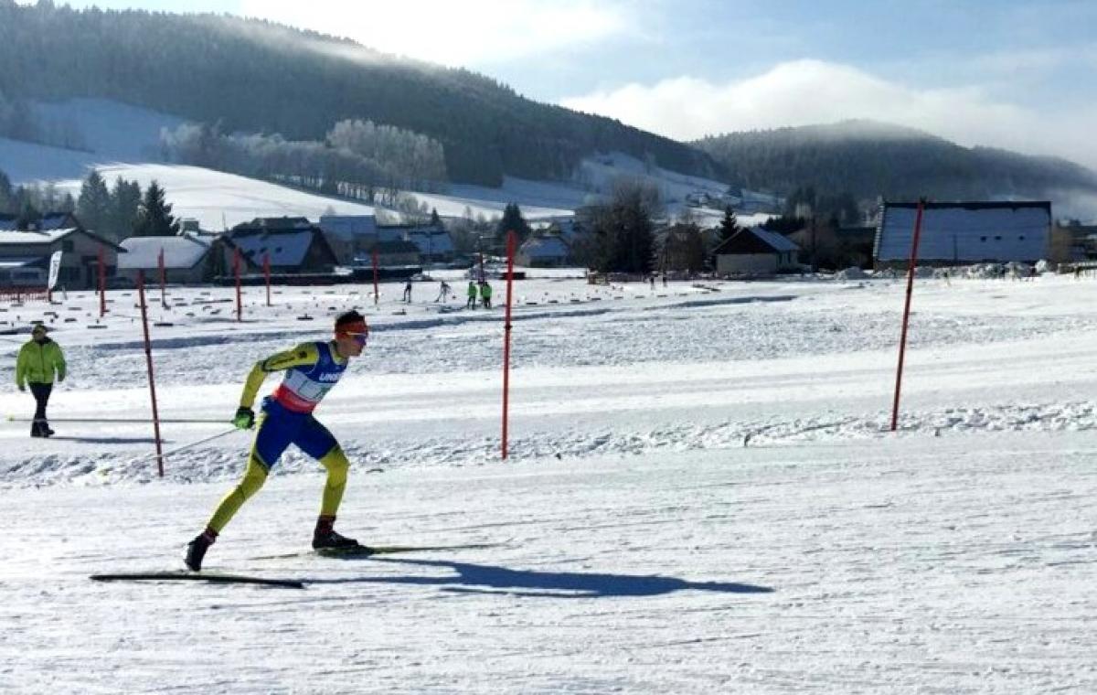 Две бронзы харьковских лыжников и общее третье место харьковчан в командном зачете