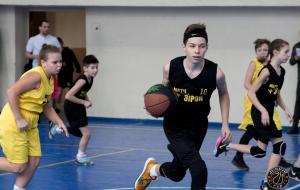 Программа «Харьков спортивный» о матче «будущих звезд баскетбола»,