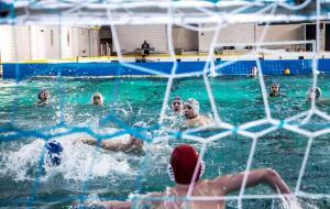 Возобновился чемпионат Украины по водному поло