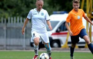 Возобновился чемпионат Украины по футболу среди женщин