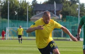 В первом матче чемпионата Украины во второй лиге харьковский «Металл» в гостях выиграл 4:0