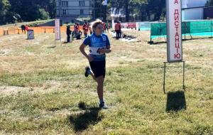 Состоялись соревнования юношеского чемпионата Харьковской области по летнему биатлону