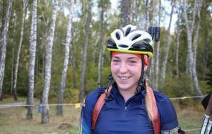 Харьковчанка Любовь Кипяченкова остановилась в шаге от медали на чемпионате Украины по летнему биатлону