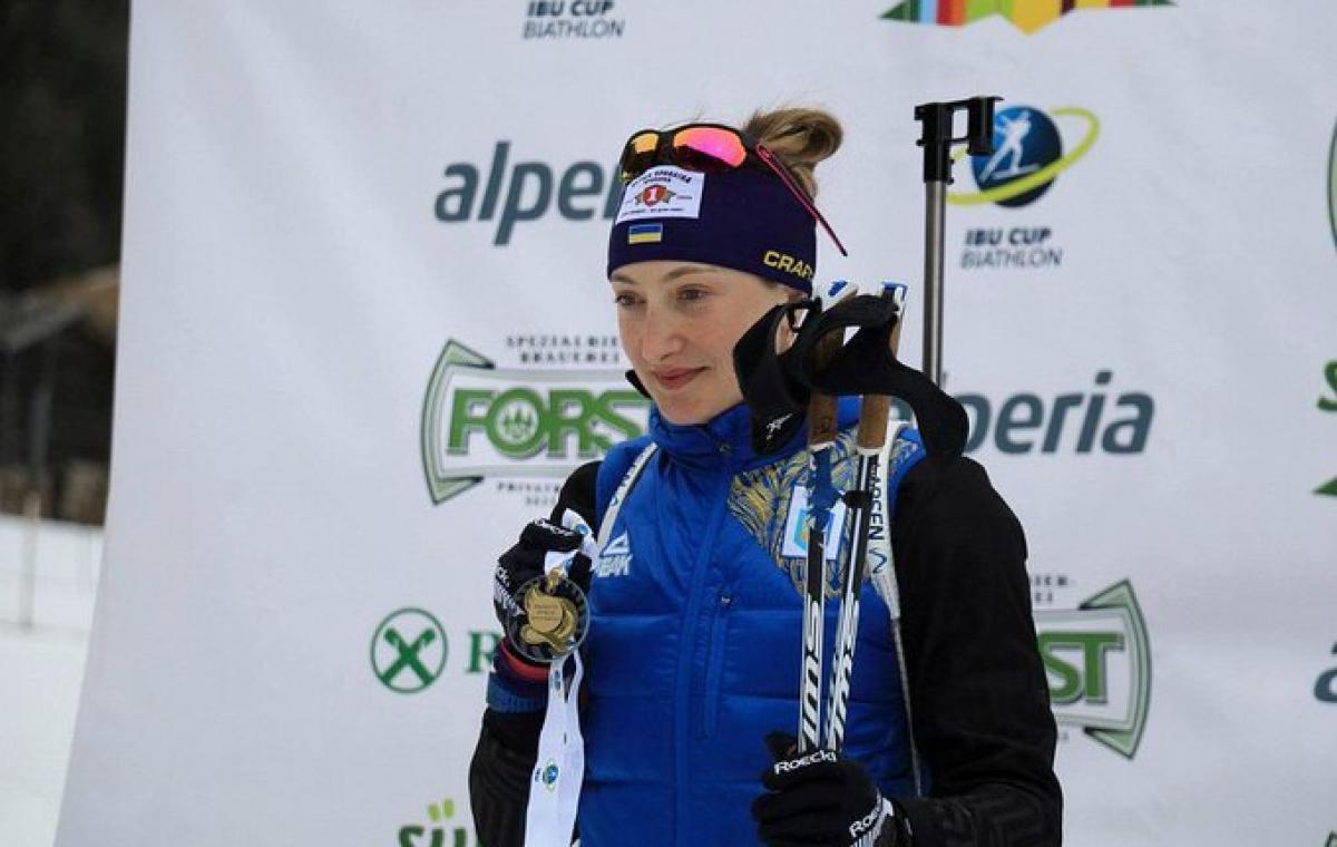 Харьковская биатлонистка Ольга Абрамова пропустит сезон 2020-2021 годов