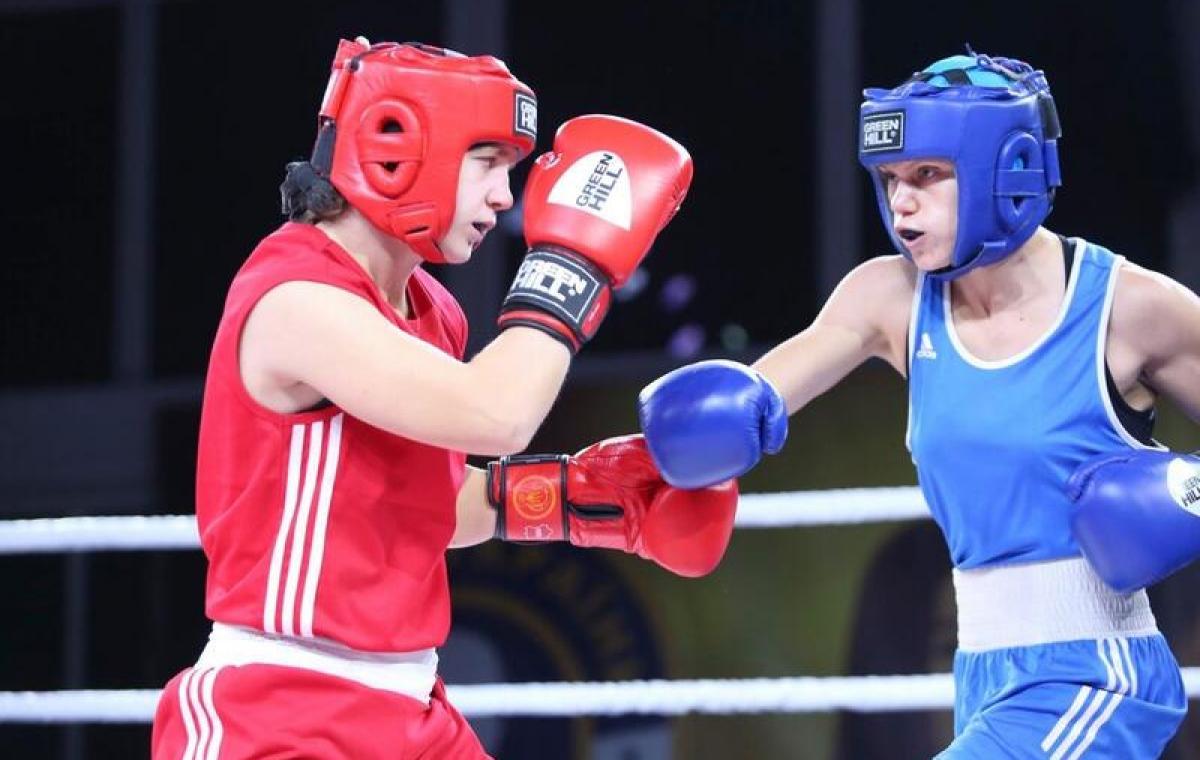 Харьковчанки успешно выступили на домашнем Кубке и чемпионате Украины по боксу среди женщин