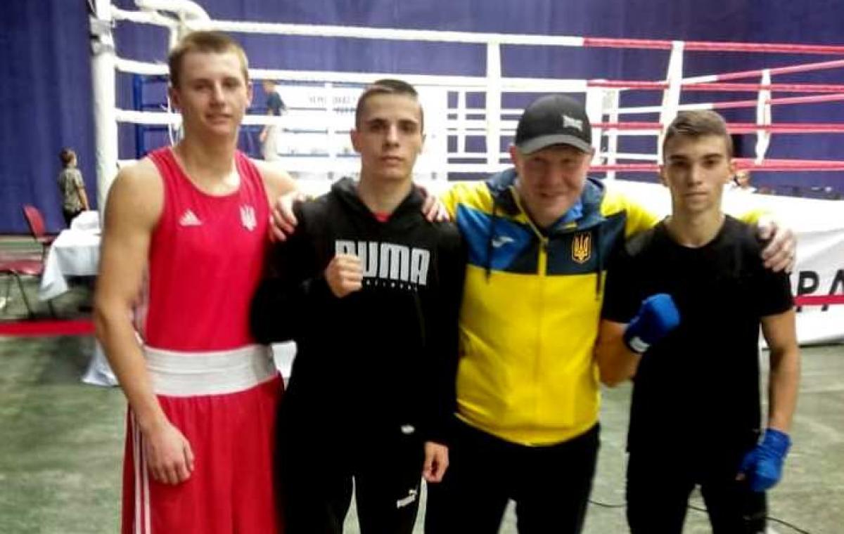 Харьковские боксеры завоевали 9 медалей на чемпионате Украины среди молодежи