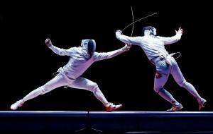 На чемпионате Украины по фехтованию в активе харьковчан три медали