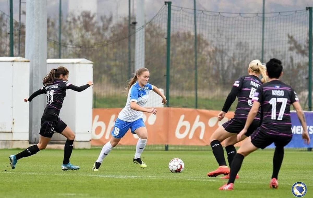 «Жилстрой-2» вышел в 1/16 финала женской Лиги чемпионов