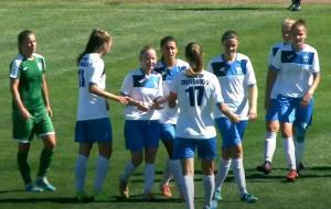В 1/16 финала женской Лиги чемпионов «Жилстрой-2» сыграет с клубом из Казахстана