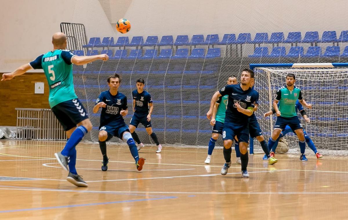 Харьковский «Монолит-Viva-Cup» проиграл в Ивано-Франковске