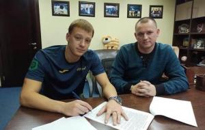 Харьковский «Металл» подписал украинца, ранее принадлежавшего Депортиво