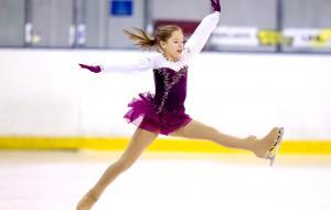 В Харькове начались Всеукраинские соревнования по фигурному катанию