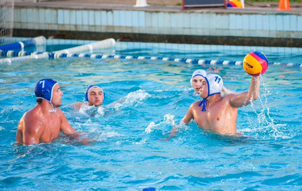 Начался новый чемпионат Украины по водному поло среди мужчин