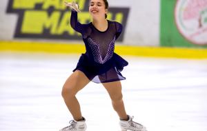 У Харкові відбулися змагання юних фігуристів