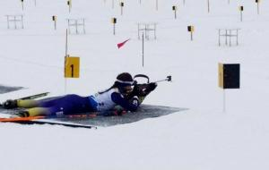 В гонке преследования лучший результат среди харьковчан у Оксаны Коваленко - 12 место