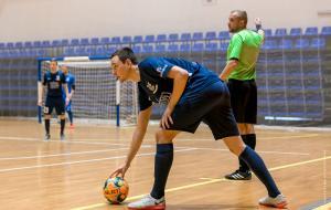 Харьковский «Монолит-Viva-cup» проиграл в последнем матче Экстра-лиги уходящего года