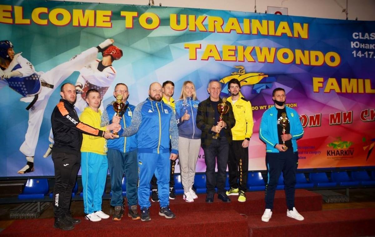 Программа «Харьков спортивный» о чемпионате Украины по тхеквондо