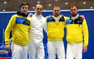 Харьковчанин Роман Свичкарь в составе сборной Украины завоевал серебро на этапе Кубка мира