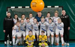 Харьковская «Тесла» стала чемпионом Украины по футзалу среди женщин