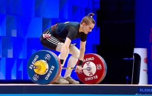 Харьковчанка Камила Конотоп - чемпионка Европы по тяжелой атлетике