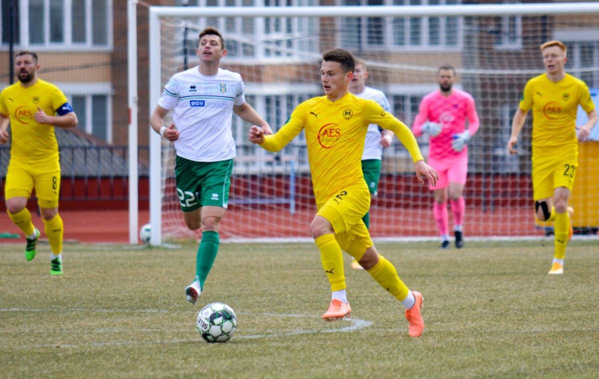 «Металлист 1925» сыграл вничью с «Полесьем» 0:0