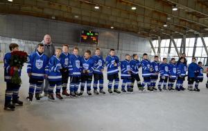 Юные хоккеисты харьковской СДЮСШОР выиграли турнир памяти Александра Осадчего