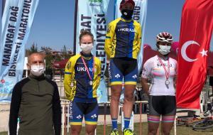 Харьковские велосипедисты победили на соревнованиях в Турции