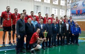 Харьковская «Юракадемия» - бронзовый призер чемпионата Украины по волейболу!