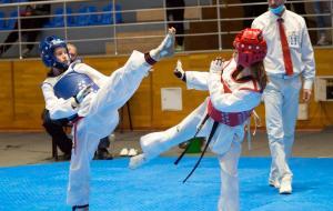 Программа «Харьков спортивный» о чемпионате Украины по тхеквондо ВТФ