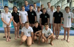 Сборная Харьковской области U-12 по водному поло стала чемпионом Украины