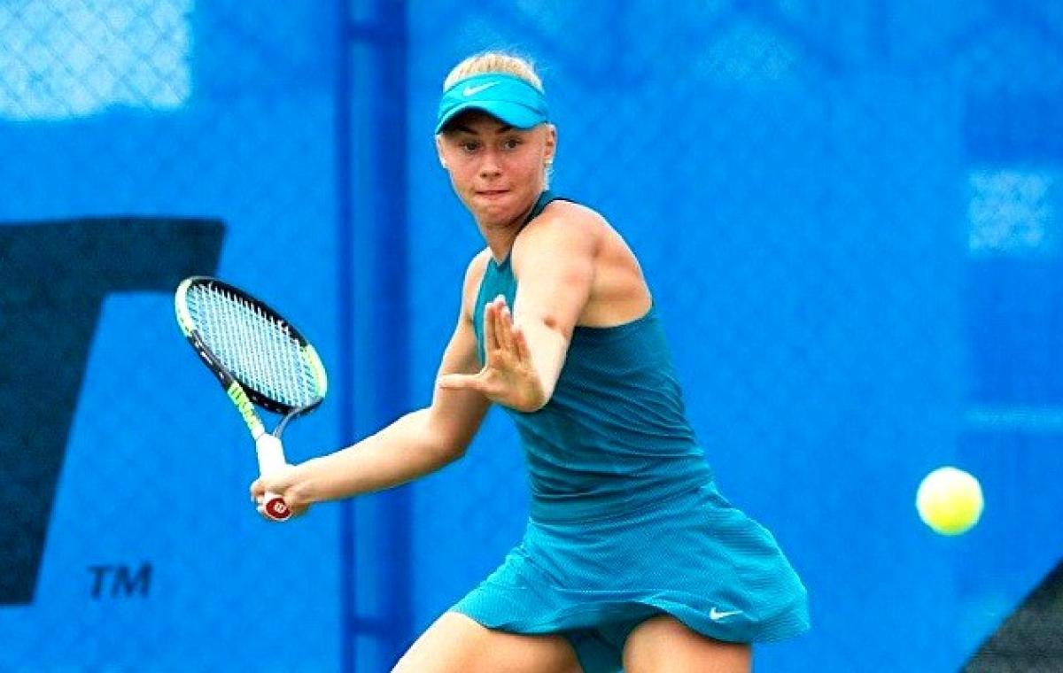 Две харьковские теннисистки выступят на международном турнире в Киеве