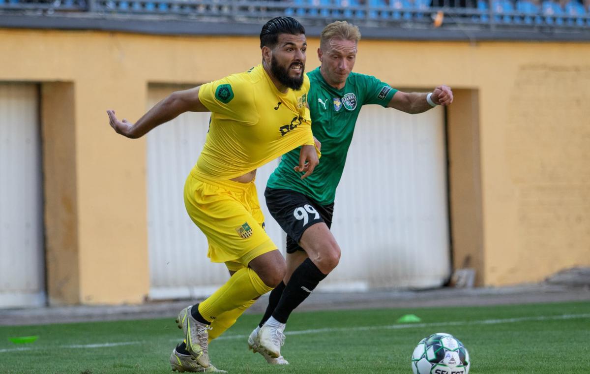 Харьковский «Металлист» выиграл в стартовом матче первой лиги