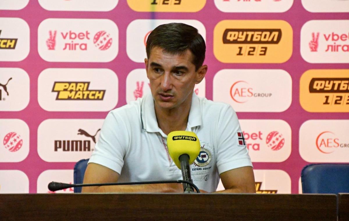 """Валерій Кривенцов: """"Програли, але я пишаюся командою"""""""