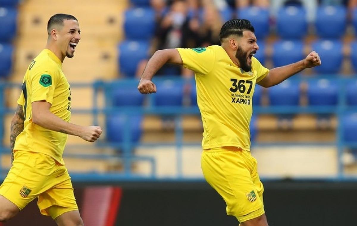 Харьковский «Металлист» одержал пятую победу подряд в первой лиге
