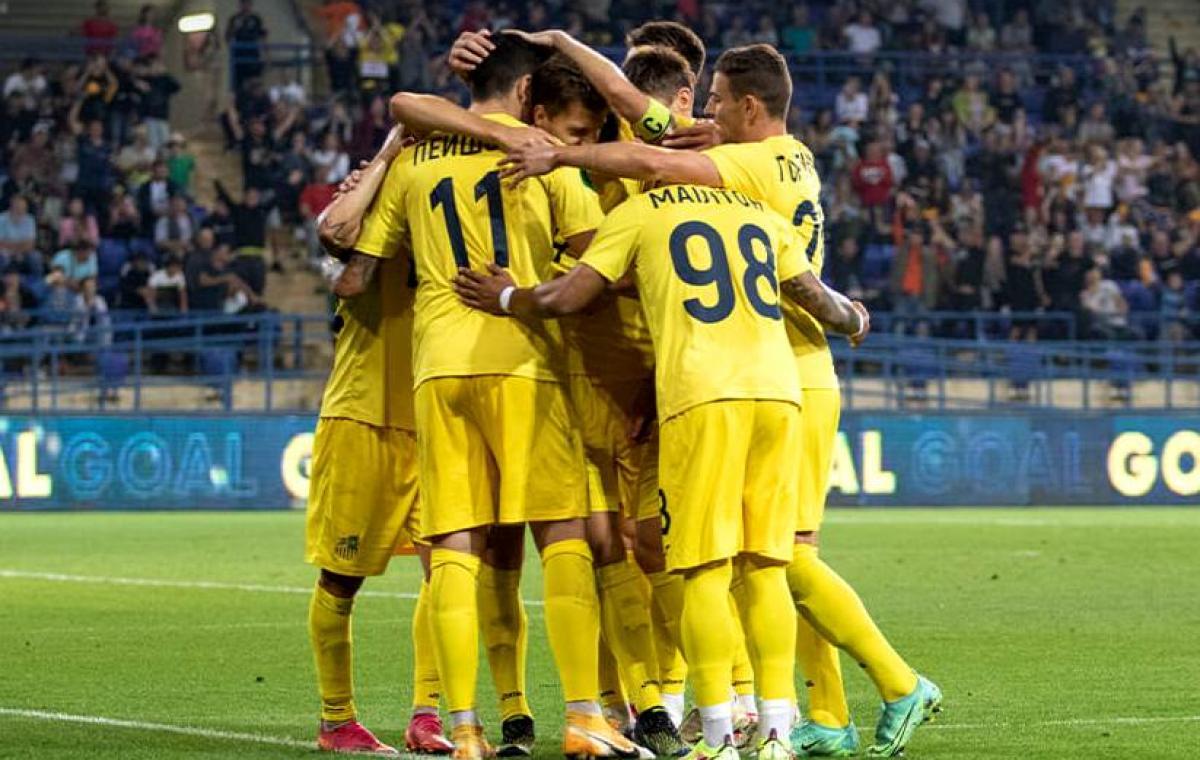 «Металлист» выиграл восьмой матч подряд в первой лиге!