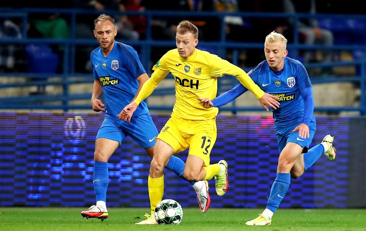 Харьковский «Металлист» победил черниговскую «Десну» и вышел в 1/8 финала Кубка Украины