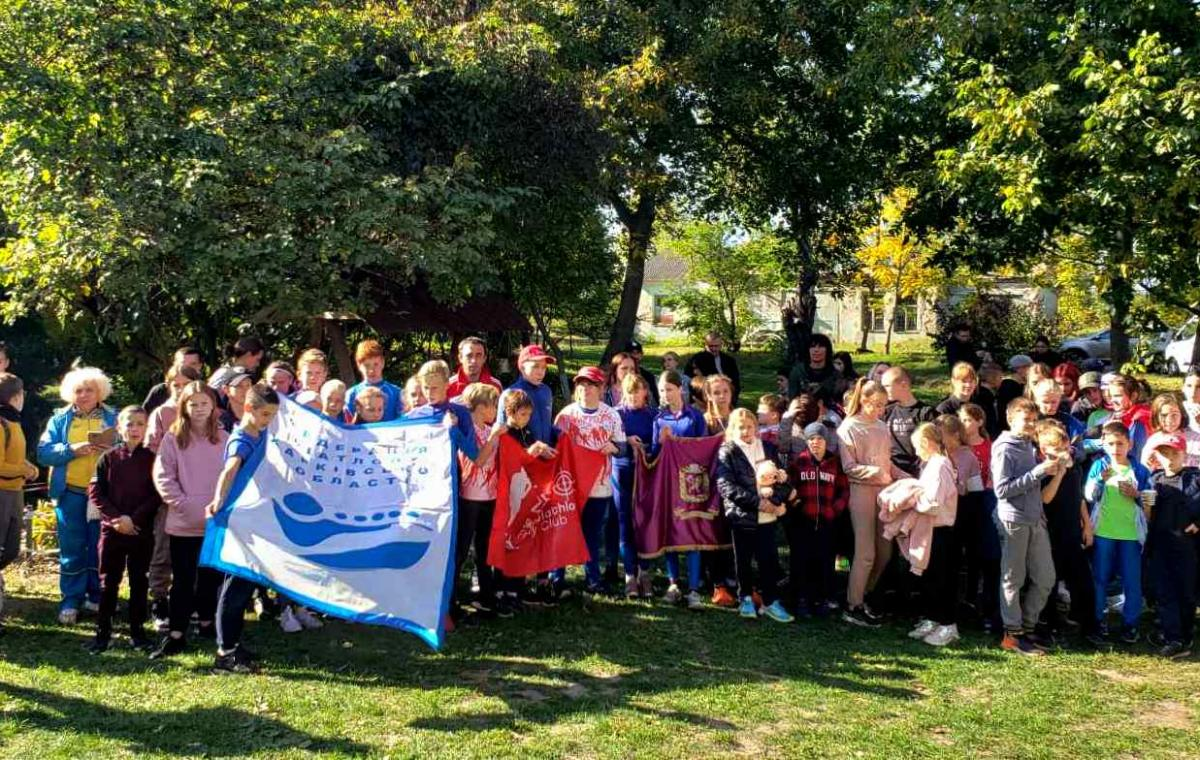 Юные харьковские биатлонисты успешно выступили на Всеукраинских соревнованиях в Киеве