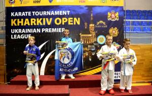 Программа «Харьков спортивный» о международном турнире по карате «Kharkiv open»