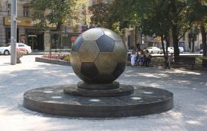 История харьковского футбола